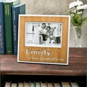 FashionCraft Family Picture Frame