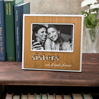 FashionCraft Sisters Picture Frame