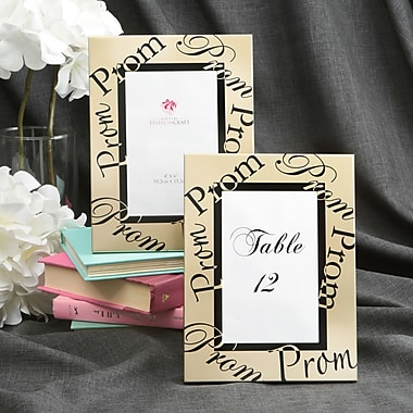FashionCraft Two Tone Prom Picture Frame