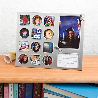 FashionCraft School Days Collage Picture Frame