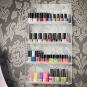 Beautify Nail Polish Cosmetic Organizer