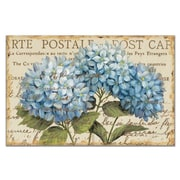 CounterArt Hydrangeas Paper Placemat (Set of 24)