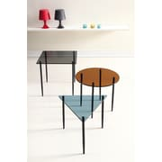 Brassex 3-Piece Nesting Table Set, Multi-Coloured (S1201)