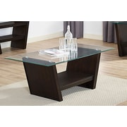 Brassex Tivoli Coffee Table, Espresso (256-02)
