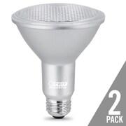 Feit Electric 10.5W E26 LED Light Bulb Pack of 2 (Set of 2)