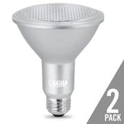 Feit Electric 10.5W E26 LED Light Bulb Pack of 2