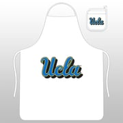 Sports Coverage NCAA Tail Gate Kit Apron and Mit; UCLA