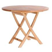 ChicTeak Elzas Teak Folding Dining Table
