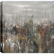 Hobbitholeco. Sky Abstract' by Sanjay Patel Painting Print on Wrapped Canvas