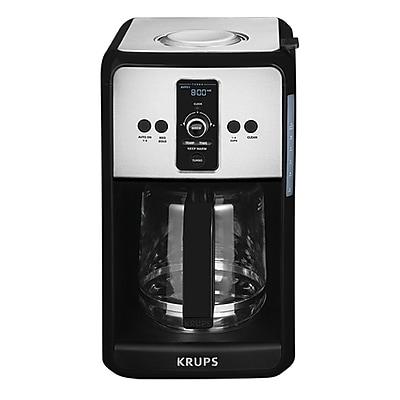 Krups Savoy Turbo Programmable Filter Coffee Machine WYF078279293727