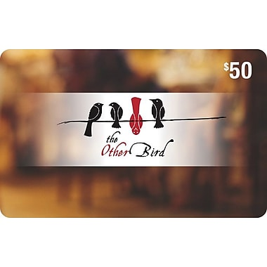 The Other Bird $50 Gift Card