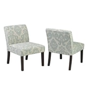 Brassex 5700 Side Chair, 2/Pack