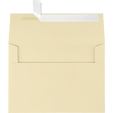 LUX A7 Invitation Envelopes (5 1/4 x 7 1/4) 50/Box, Stone (ET4880-16-50)