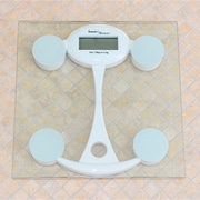 Euro-Ware Smart Digital Square Glass Scale