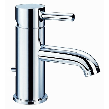 Artos Opera Single Hole Bathroom Faucet w/ Single Handle; Chrome