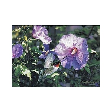 HadleyHouseCo 'Humming Along' by Russell Cobane Painting Print