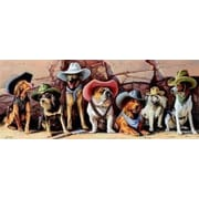 HadleyHouseCo 'Magnificent Seven' by Bryan Moon Painting Print