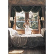 HadleyHouseCo 'Savoring the Sun' by Steve Hanks Painting Print