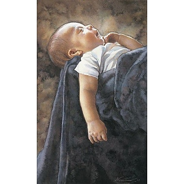 HadleyHouseCo 'Life Size' by Steve Hanks Painting Print