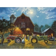 HadleyHouseCo 'Rematch' by Dave Barnhouse Painting Print