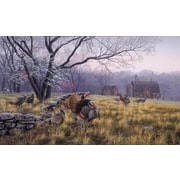 HadleyHouseCo 'Standing the Test of Time' by Darrell Bush Painting Print