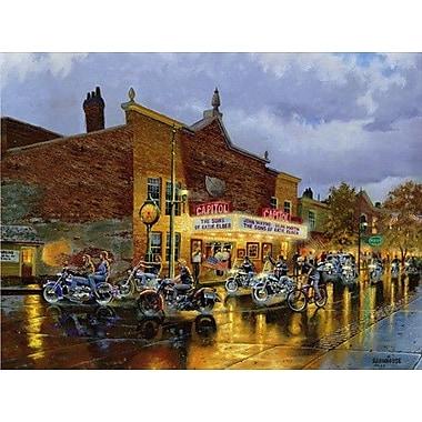 HadleyHouseCo 'American Classics' by Dave Barnhouse Painting Print