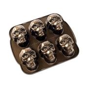 Nordic Ware Fall Harvest Series Skull Cakelet