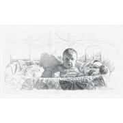HadleyHouseCo 'Kali' by Steve Hanks Painting Print