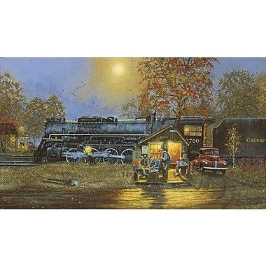 HadleyHouseCo 'Passing Time' by Dave Barnhouse Painting Print