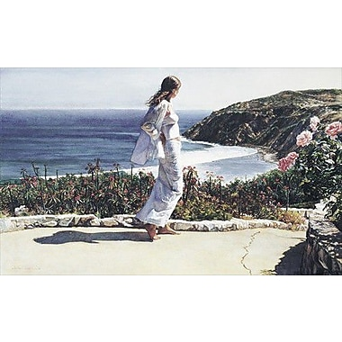 HadleyHouseCo 'Beyond the Path' by Steve Hanks Painting Print