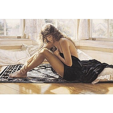 HadleyHouseCo 'Comforting the Heart' by Steve Hanks Painting Print