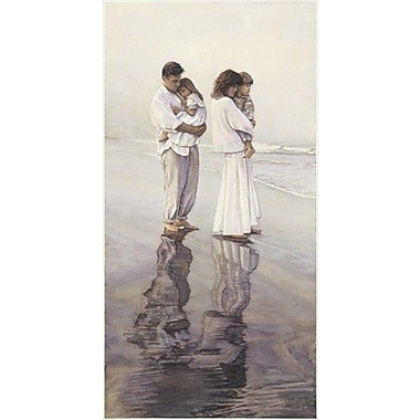 HadleyHouseCo 'When the Fog Rolls in' by Steve Hanks Painting Print