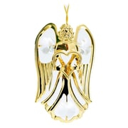 MatashiCrystal Guardian Angel w/ Heart Ornament