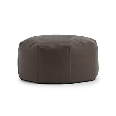 Comfort Research Big Joe Ottoman; Brown