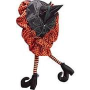 BurtonBurton Animated Door Hanger Witch Hat