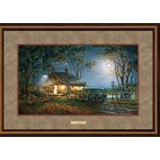 WildWings Autumn Traditions by Terry Redlin Framed Painting Print