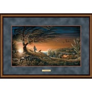 WildWings Lifetime Friends by Terry Redlin Framed Painting Print