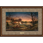 WildWings Total Comfort by Terry Redlin Framed Painting Print