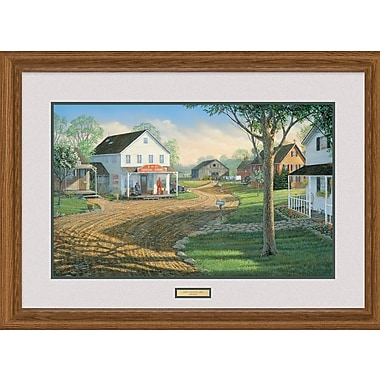 WildWings Country Life by Sam Timm Framed Painting Print