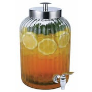 Euro-Ware Suntea Glass 169 oz. Beverage Dispenser