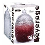 Euro-Ware Mini Pineapple 236.7 oz. Beverage Dispenser