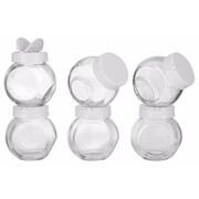 Euro-Ware Spice Glass Jar w/ Lid (Set of 6)