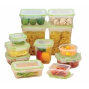 Euro-Ware Click and Lock 24 Piece Storage Container Set