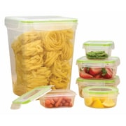 Euro-Ware Click and Lock 12 Piece Storage Container Set