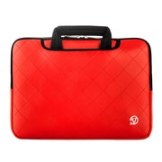 Vangoddy Gummy Red Laptop Sleeve 13.3 Inch (LAPLEA209)