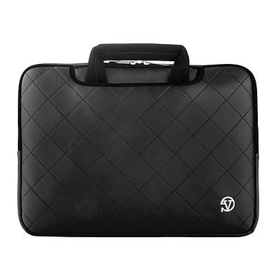 Vangoddy Gummy Black Laptop Sleeve 15.4 Inch (LAPLEA213)