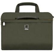 Lencca Capri Green Laptop Shoulder Crossbody Bag  15.4 Inch (LENLEA122)