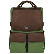 Lencca Novo Green Laptop Crossover Shoulder Bag 15.6 Inch (LENLEA811)