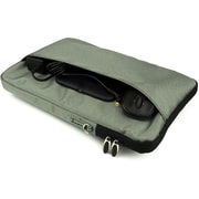 Vangoddy Hydei Large Nylon Protector Case with Shoulder Strap Steel Gray