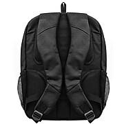 Vangoddy Germini Laptop Backpack, Black (NBKLEA031)